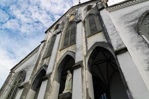 Iglesia de oura, Nagasaki Japón foto