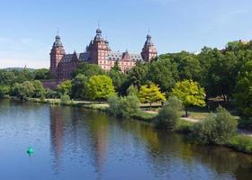 Schloss Johannisburg photo