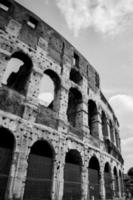 Black and White colosseo