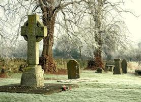 Cruz celta foto