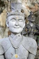 Statue in Wat Pho photo