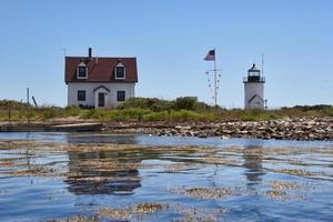Goat Island Lighthouse, ME photo