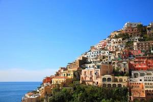 Town of Positano photo