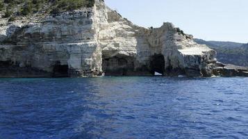greece limestone photo
