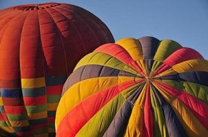 globos aerostáticos foto