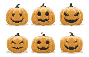 Jack O Lantern Character Collection