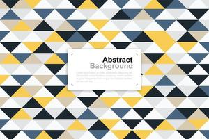 patrón geométrico colorido abstracto