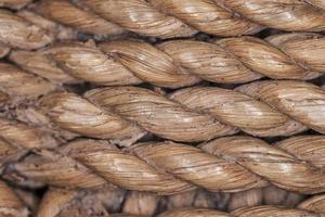 bamboo rope macro photo
