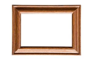 Vintage picture frame photo