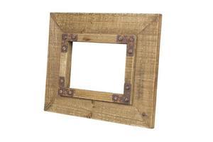 marco de madera antiguo