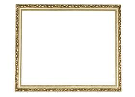 Goldener  Rahmen photo