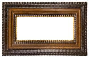 marco de fotos marrón (ruta incluida)