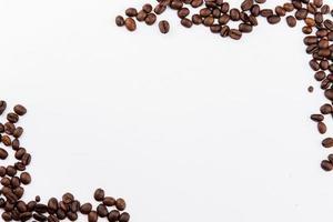 moldura de grão de café
