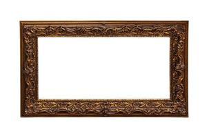 Frame metalic photo