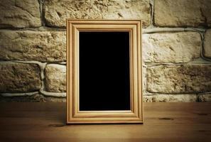 old photo frame