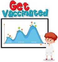 vacunarse con el gráfico de la segunda ola