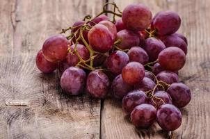 Grape red photo