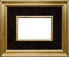 Empty frame photo