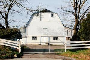 Farm Entrance photo