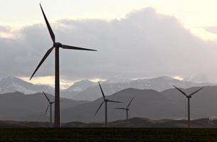 Wind Farm Canada photo