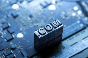 Internet www. website design & .com icon