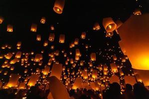 lanterna do céu