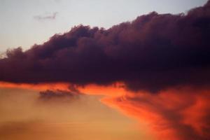 cielo mágico foto