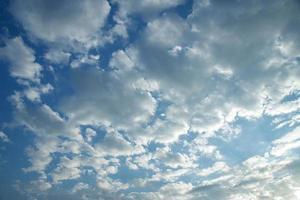 sky and cloud photo