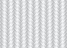 textura de estera de bambú plateado vector