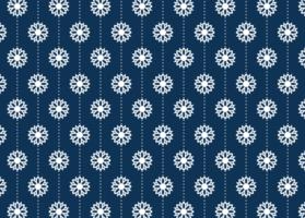 Blossom Fabric pattern vector