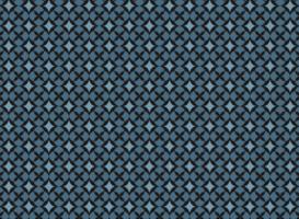 patrón geométrico azul