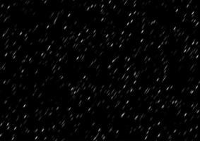 textura de superposición de lluvia o nieve vector