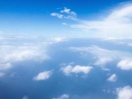 cielo de lente suave
