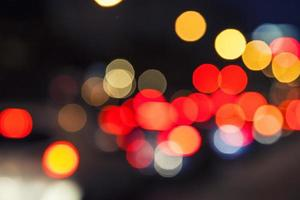 Night traffic blur bokeh background,colorful background