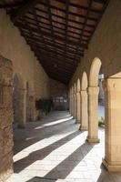 a igreja da visitação, ein-kerem, jerusalém