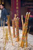 Incense room photo