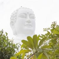Buddha, landmark on Nha Trang, Vietnam photo