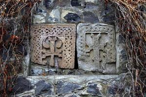 ancient khachkars
