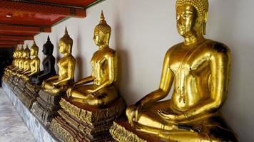 Buddha exposition in Thailand
