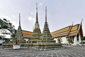três pagodes watpho