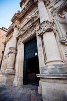 Cahtedral (duomo) of Maria Santissima Assunta - Lecce, Italy photo