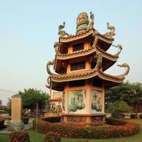 pabellón en estilo chino