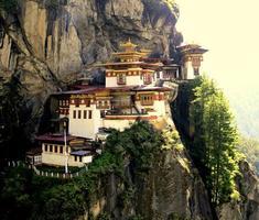 Tiger Nest Monastery Bhutan photo