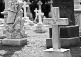 Gravestones photo