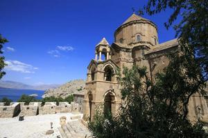 Armenian Cathedral of The Holy Cross in Van Turkey photo