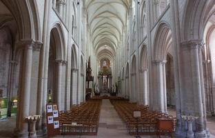 Abbatiale de la Trinite,  Fecamp, Normandie, France