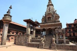 Bhaktapur Tempelstadt en Katmandú, Nepal