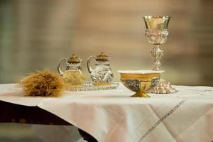 Communion offertory photo
