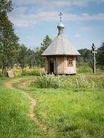 pequena igreja ortodoxa