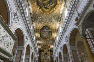 The cathedral of Sorrento campania, Italy
